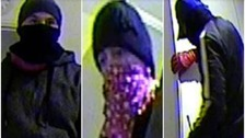 Police hunt for South Gloucestershire burglars
