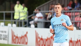 Ex-Man City and Ipswich starlet Alex Henshall: Now I've got to start again from the beginning