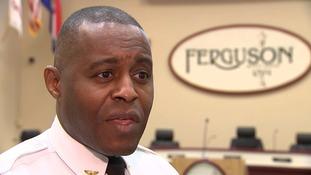 Ferguson's police chief