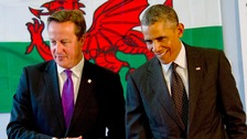 Remembering the time President Obama came to Wales
