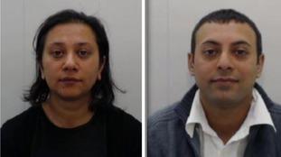 Pair who funded lavish lifestyle with drug money jailed