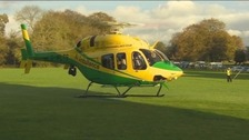 Plea for help from Wiltshire Air Ambulance