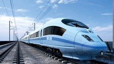 Search begins for company to build HS2 trains