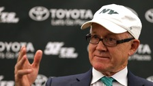 Trump 'names' NFL owner Woody Johnson as UK ambassador