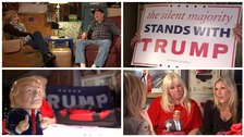 'We won': Trump supporters hopeful ahead of inauguration