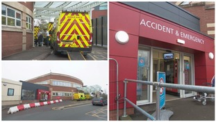 Health blog: How A&E at Worcestershire Royal Hospital works