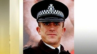 Former Leicestershire Police Inspector Toby Day