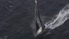 Alex Thomson missed out on Vendee Globe win 'due to boat damage'