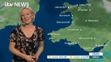 Wales weather: Brighter skies for many!