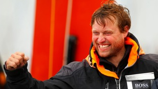Bangor sailor Alex Thomson finishes Vendee Globe race in second place