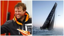 Sailor Thomson finishes Vendee Globe in second place