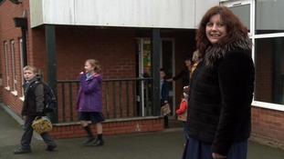 The single mum who worked her way from dinner lady to headteacher