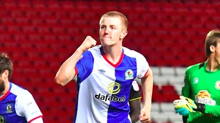The 19-year-old has played four times for Rovers' first team