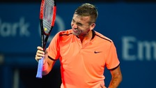 Evans reaches fourth round of the Australian Open