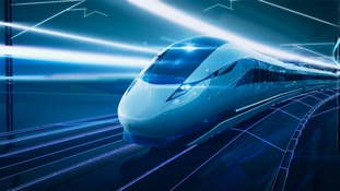 Hitachi Rail Europe will bid for the contract to build the HS2 trains.
