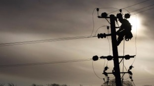 A widespread power cut in Carlisle has affected 506 homes within the city centre