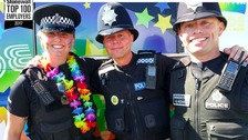 Police force recognised as LGBT friendly employer