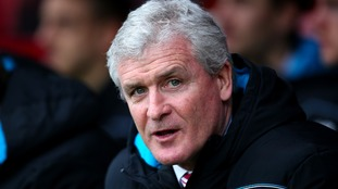 Mark Hughes might look elsewhere.