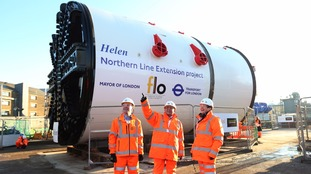 Tunnelling for the Northern Line Extension to begin in March