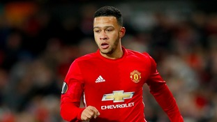 Depay ends Man United stay after being sold to Lyon