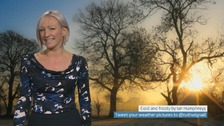 Wales weather: A beautiful day!