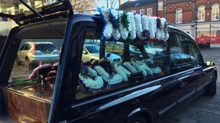 Hundreds attend Claire Nagle funeral