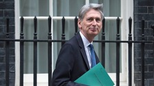 Hammond Downing Street