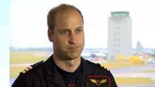 Prince William confirms he is leaving East Anglian Air Ambulance
