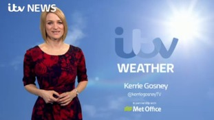 Weather with Kerrie - Into the weekend