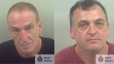 Men jailed over £8m drugs haul