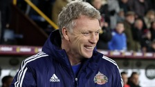 David Moyes' Sunderland will look to pick up their first win in seven games