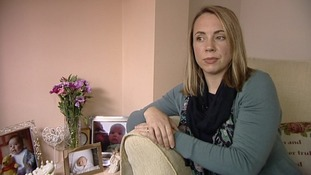 Laura Mongiovi from Wolverhampton has now set up a local support group for bereaved parents