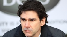 Aitor Karanka is still chasing his first Premier League win of 2017