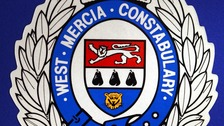 West Mercia Police said the woman was arrested on suspicion of attempted murder
