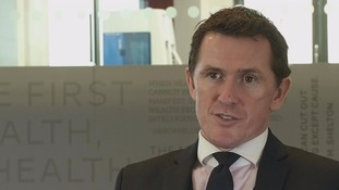 Tony McCoy said it's been tough to replace the buzz of racing.