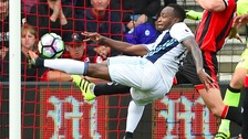 Berahino signs for Stoke City for £12 million from WBA