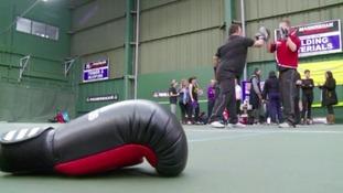 Bradford hosts mixed ability sports taster day