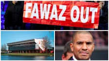 Montage of Nottingham Forest