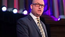 Paul Nuttall confirmed as Ukip candidate for Stoke Central