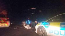 Man arrested in Cullybackey drugs seizure