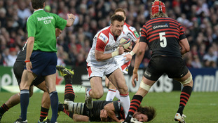 Bowe back for injury-hit Ulster