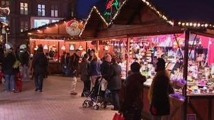 The Christmas Market is now in its twelfth year