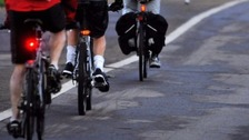 York cyclists urged to light-up on dark nights