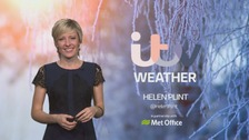 Wales Weather: Winter sunshine but cold!