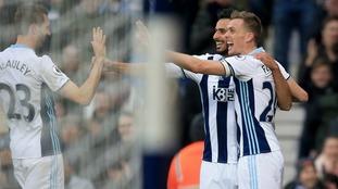 Premier League match report: West Brom 2-0 Sunderland