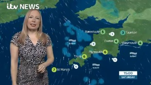 Mostly dry with sunny spells. Overnight frosts.