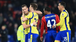 Premier League match report: Crystal Palace 0-1 Everton