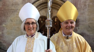 Wales' first woman Bishop consecrated
