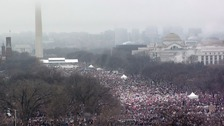 A million march for women's rights across the world