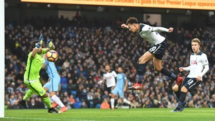 Premier League match report: Man City 2-2 Spurs